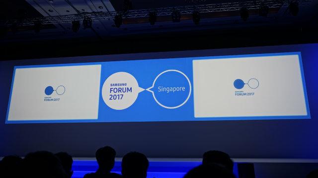 samsung d forum state of the appliances define samsung forum 2017