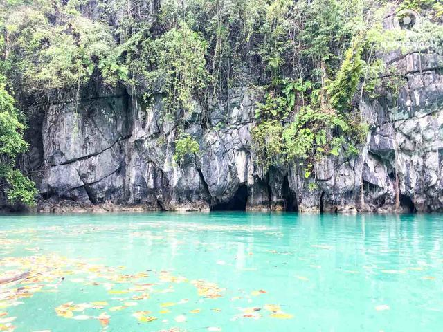 NATURAL WONDER. The Puerto Princesa Underground River. Photo by Mara Cepeda/Rappler