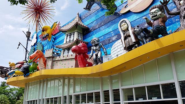 [Chia sẻ] Khám phá du lịch Công viên giải trí Star City, Manila, Philippines