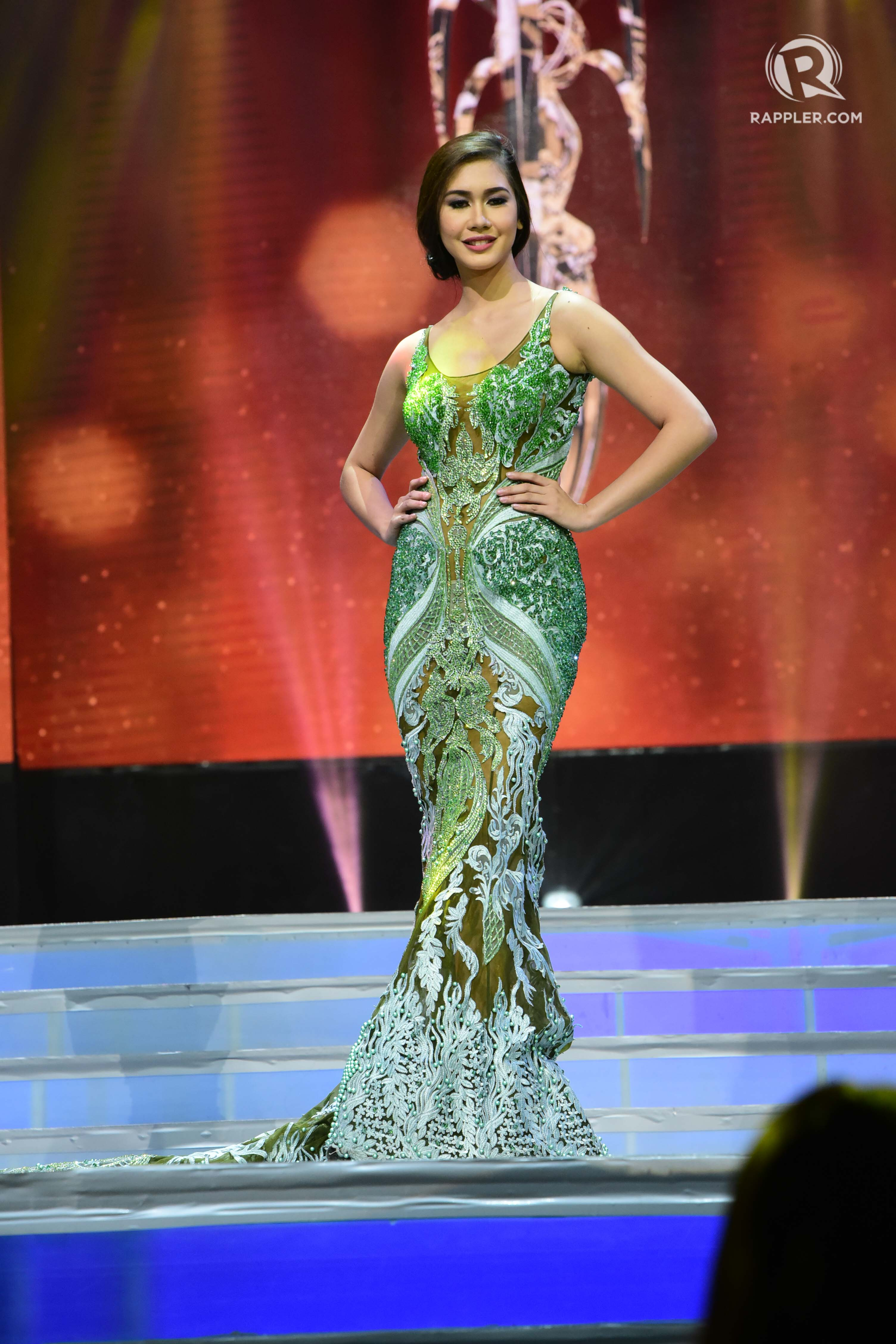 Miss Philippines Earth 2017 Fashion Review