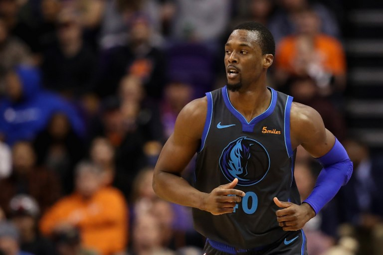 Look Mavs Trade Harrison Barnes Mid Game Get Bashed By