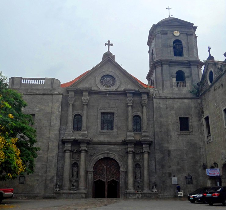 WORLD HERITAGE SITE. San Agustin Church is the only Metro Manila church recognized by UNESCO as a World Heritage Site. Photo by Rhea Claire Madarang