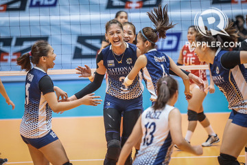 NU Lady Bulldogs snap skid, clinch playoffs berth at UE's expense