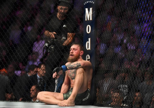 EMBATTLED. The ever controversial Conor McGregor faces a new issue in his native Ireland. Photo by Harry How/Getty Images/AFP