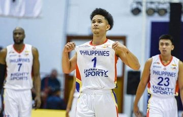 UNBEATEN. Juan Gomez de Liaño and Mighty Sports-Philippines head into the knockout quarterfinal