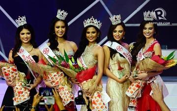FULL LIST: Winners, Miss World Philippines 2015
