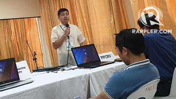 Comelec transparency server ends unofficial count