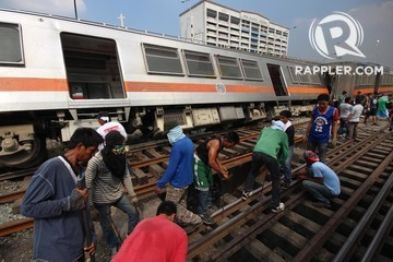 PNR to put up CCTV, fences to deter looting of rail parts