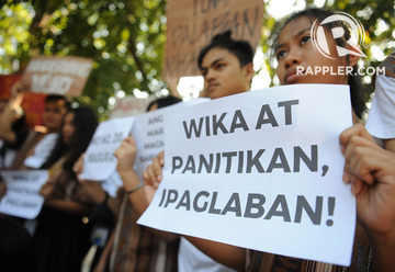 SC reiterates Filipino, Panitikan not required in college