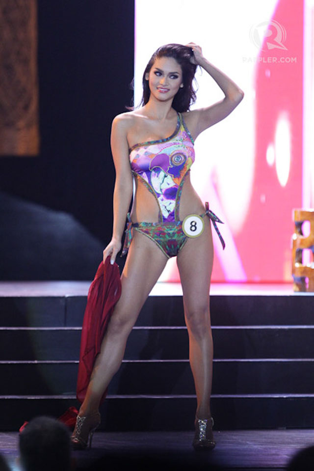 dbf078d3b40a7 IN PHOTOS: Pia Wurtzbach's 3-year Miss Universe journey