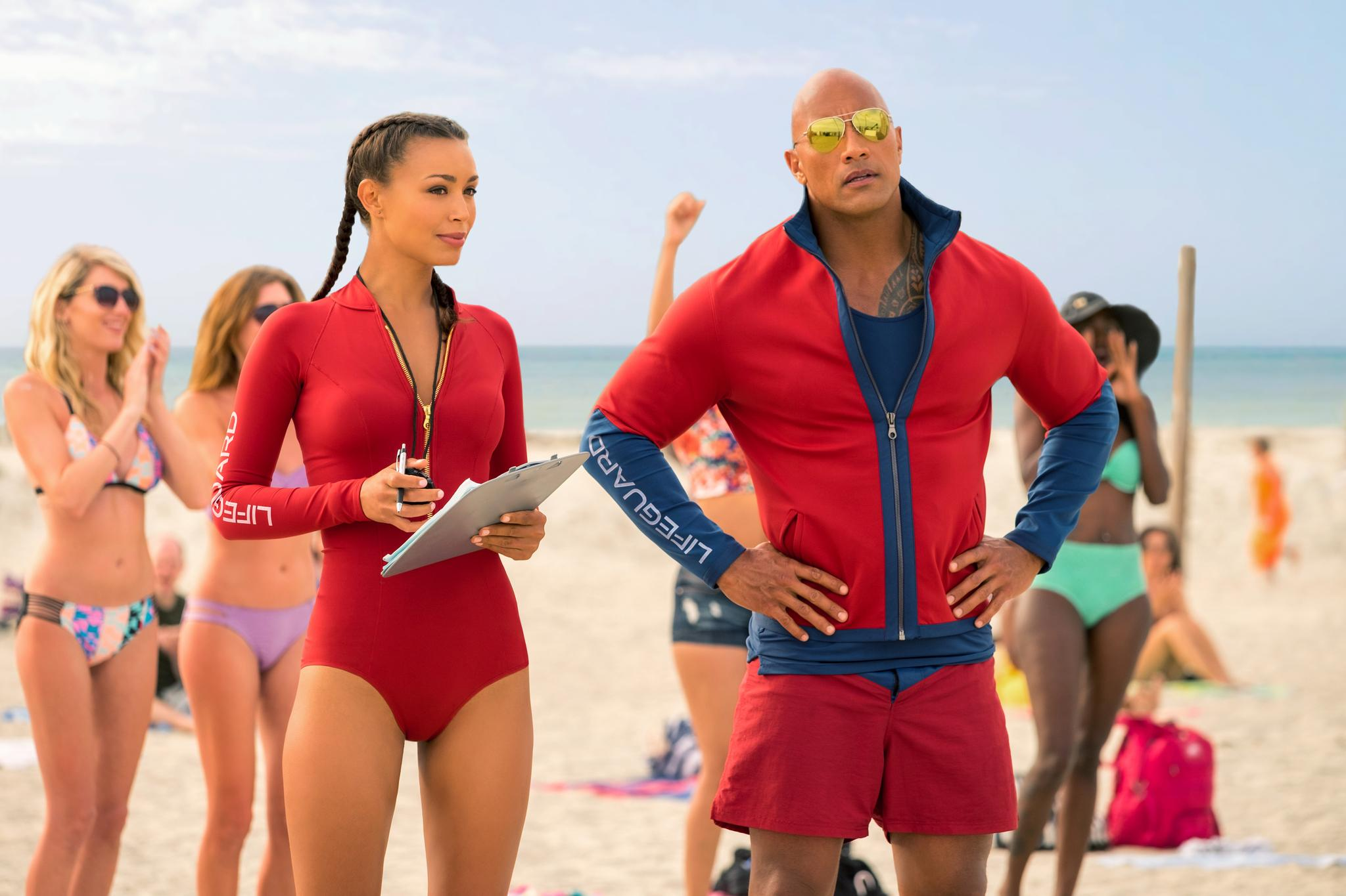 Baywatch Review Barely Funny Far From Sexy