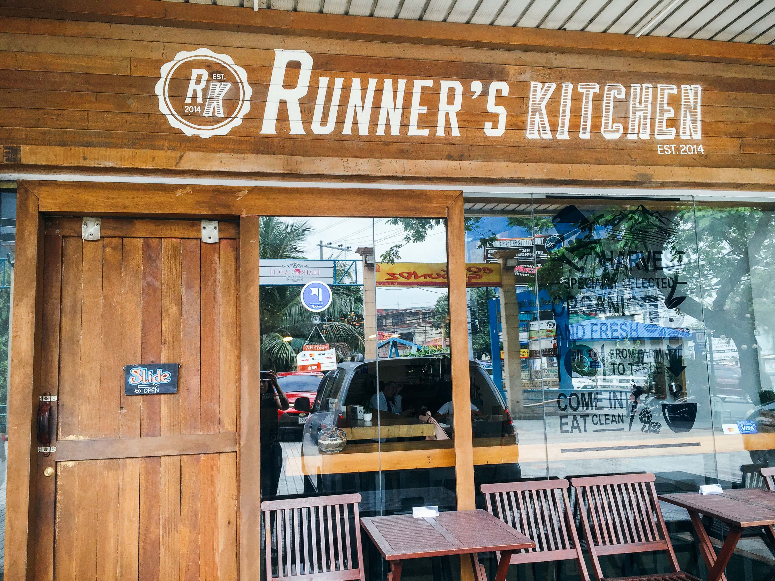 runner's kitchen: inside bianca king, xander angeles' healthy