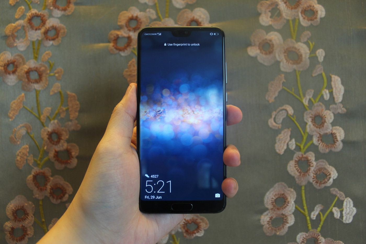 Huawei P20 review: Holding its own with stellar cameras