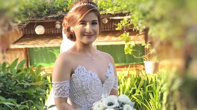 Camille Wedding Dress 0 Simple