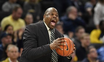 Patrick Ewing hospitalized after testing positive for Coronavirus