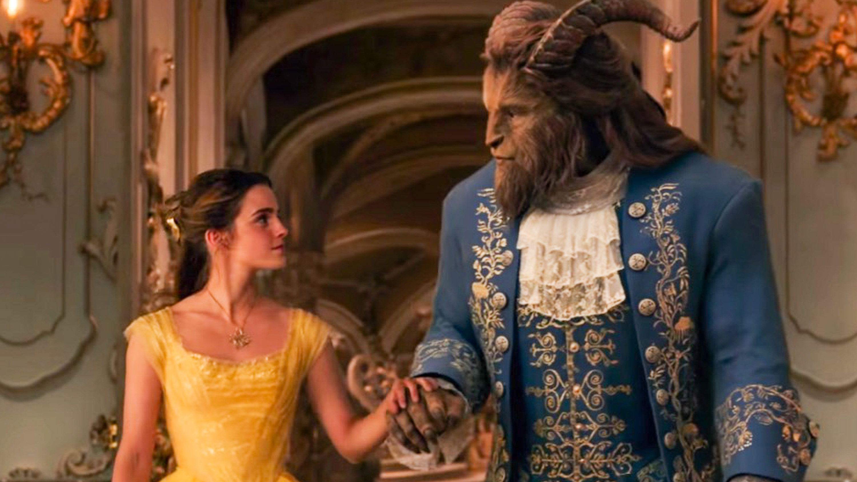 'Beauty And The Beast' Review: Pretty But Redundant