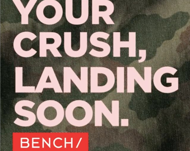 Bench teases next endorser with  Crash Landing on You  reference