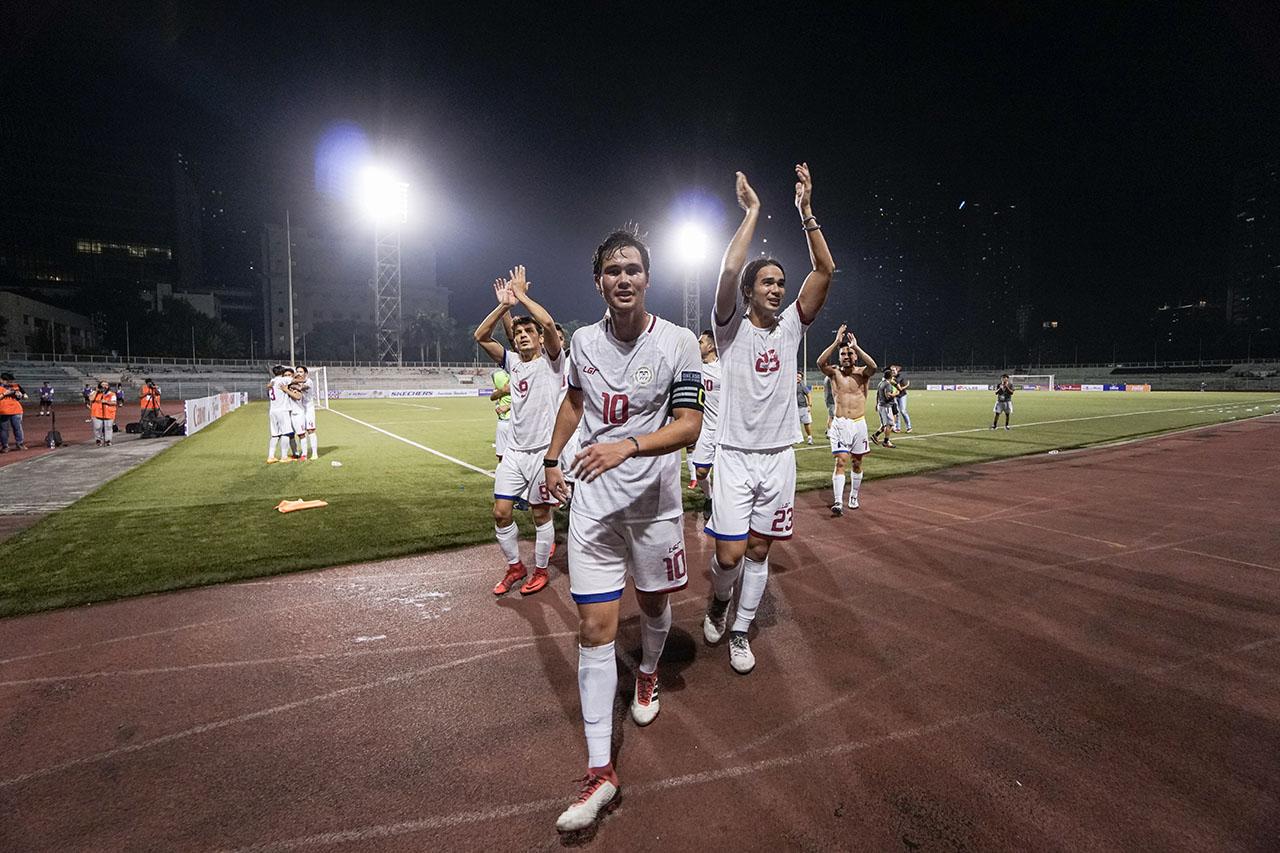 Azkals score first win over Singapore in Suzuki Cup