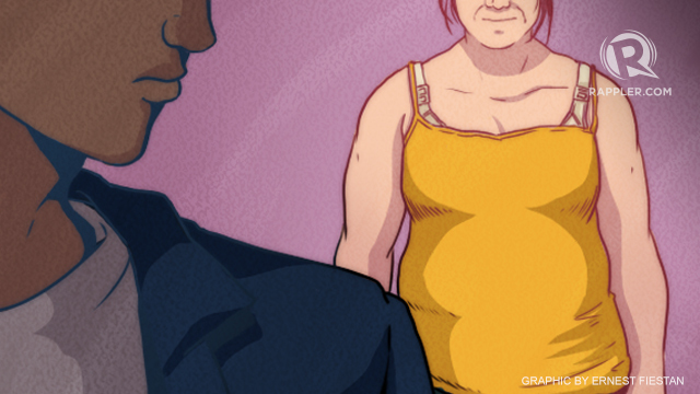 Two Pronged Not Turned On By My Overweight Wife-1013