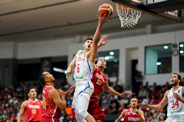 c46233639be1 Kobe Paras shows what he can do in the 2017 Southeast Asian Games.