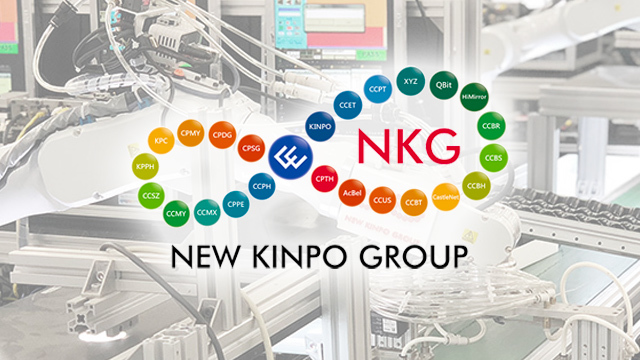 EXPANSION PLANS. Taiwanese company New Kinpo Group wants to expand its presence in the Philippines, its planned regional hub for Southeast Asia