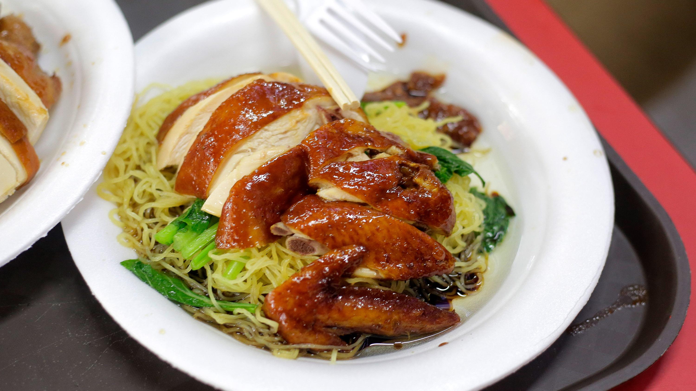 [WATCH] In demand: Singapore's Michelin-starred street food