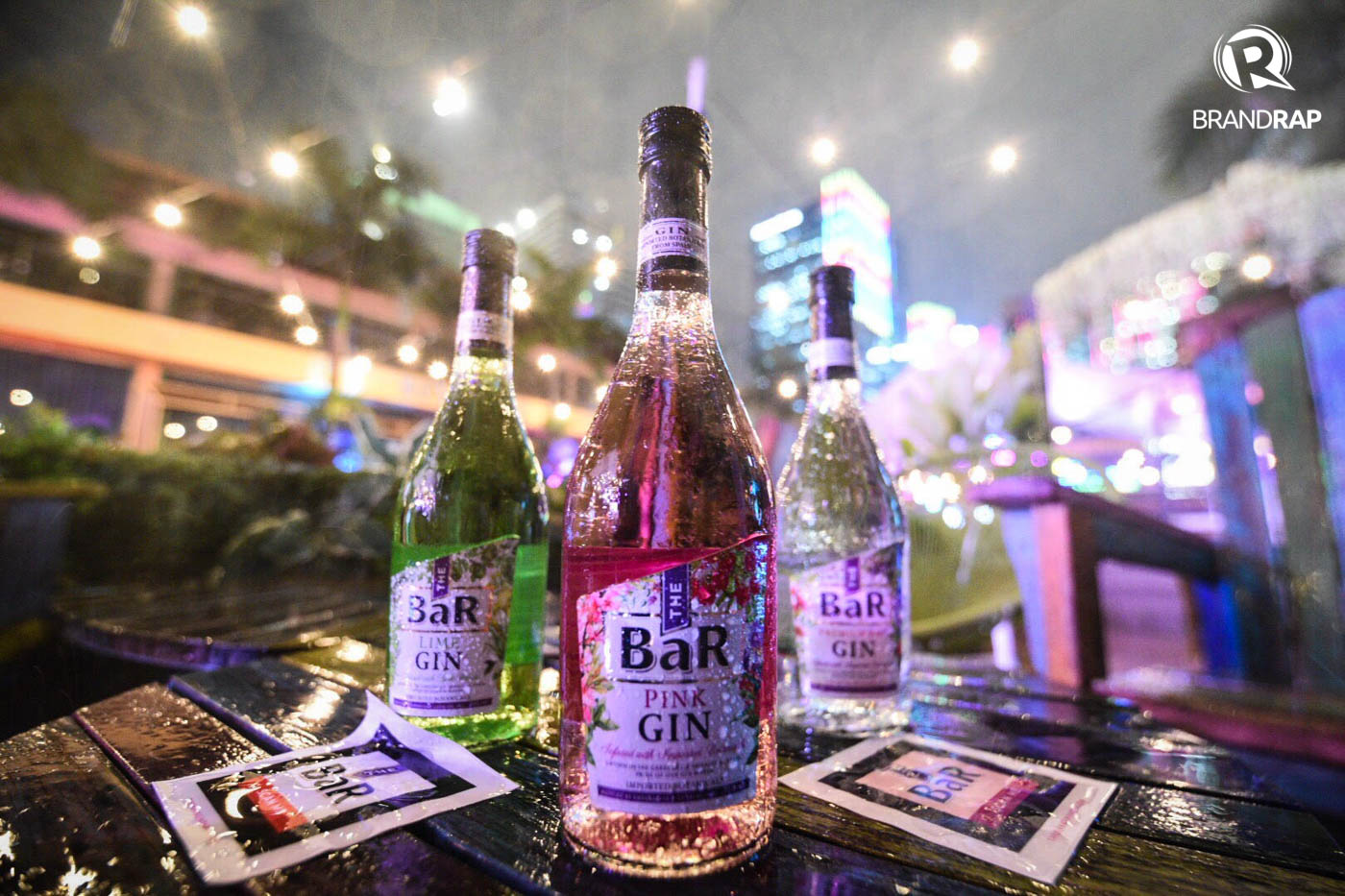 Emperador launches 3 new The Bar variants for the new