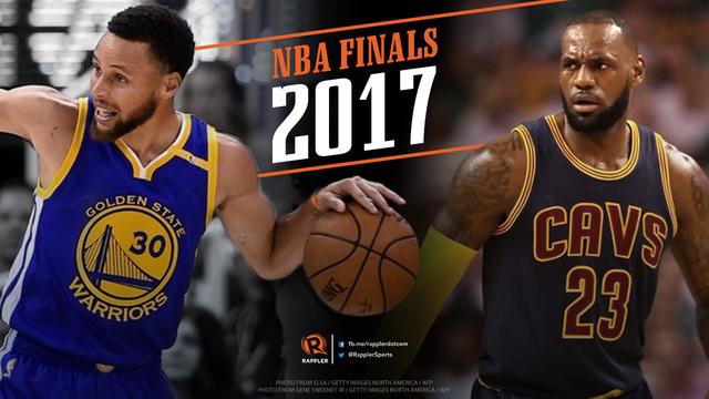 HIGHLIGHTS: Cavs vs Warriors – NBA Finals 2017 Game 3