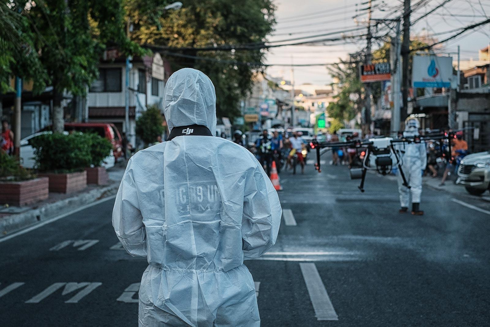 Pasig reports 41 total coronavirus cases, 7 deaths