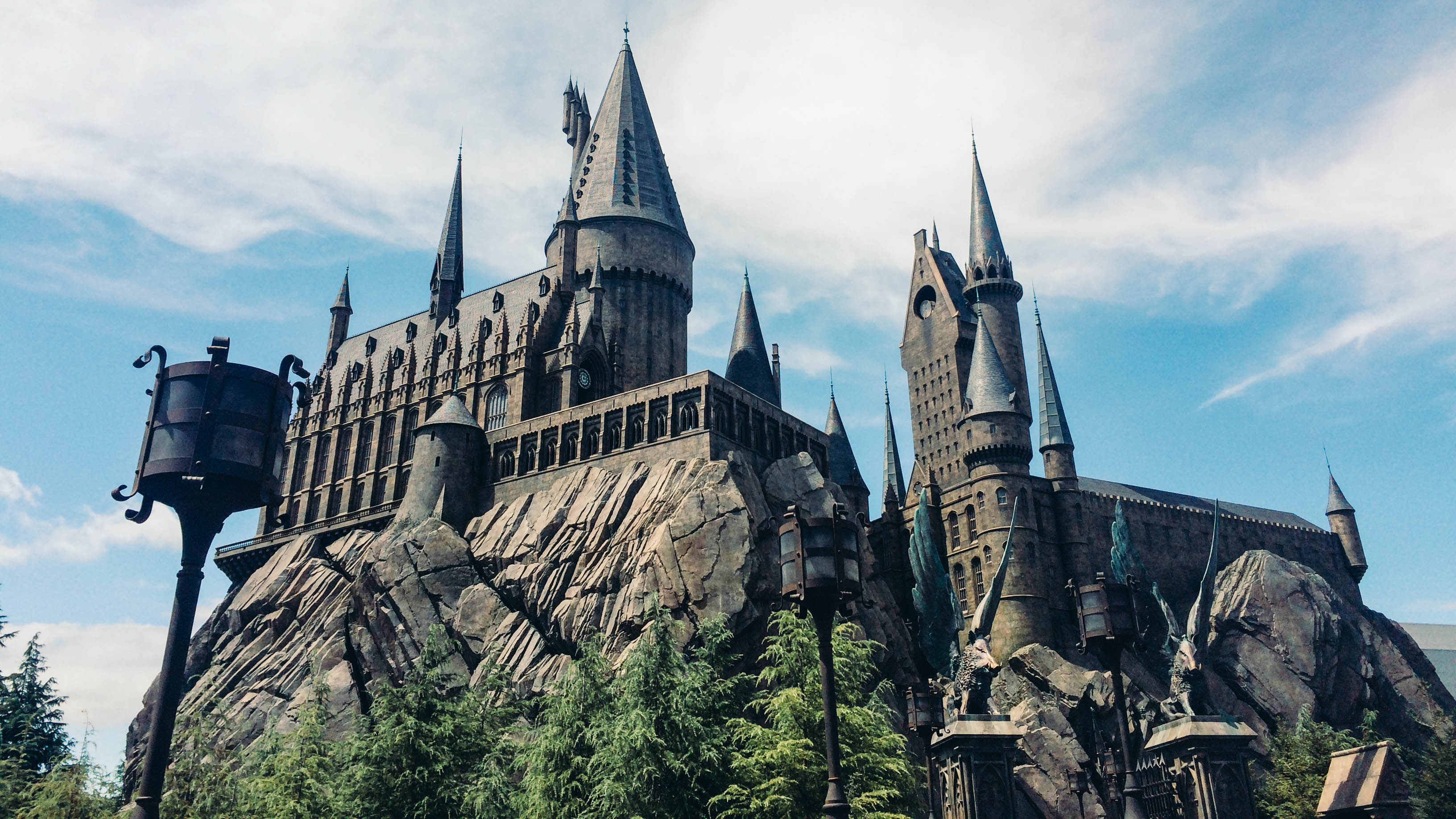 Japanese Style Interior Theme Park Guide The Wizarding World Of Harry Potter In