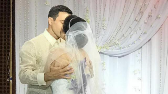 IN PHOTOS: Jerika Ejercito, Miquel Aguilar Garcia's wedding