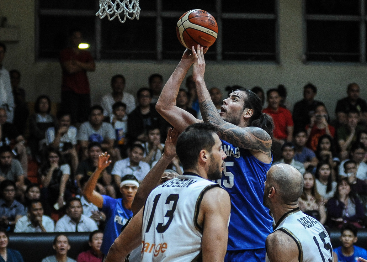 Talent-laden Gilas should focus on chemistry, says Standhardinger