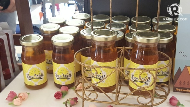 HONEY TO BEE. Raw honey from Bulacan.