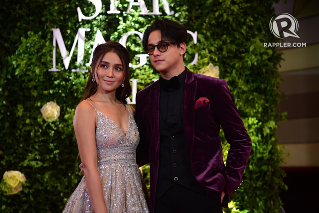 POWER COUPLE. Daniel and Kathryn in 2017. File photo by Alecs Ongcal/Rappler