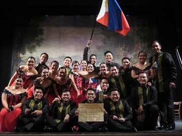 PH Madrigal Singers win int'l choir competition in Italy