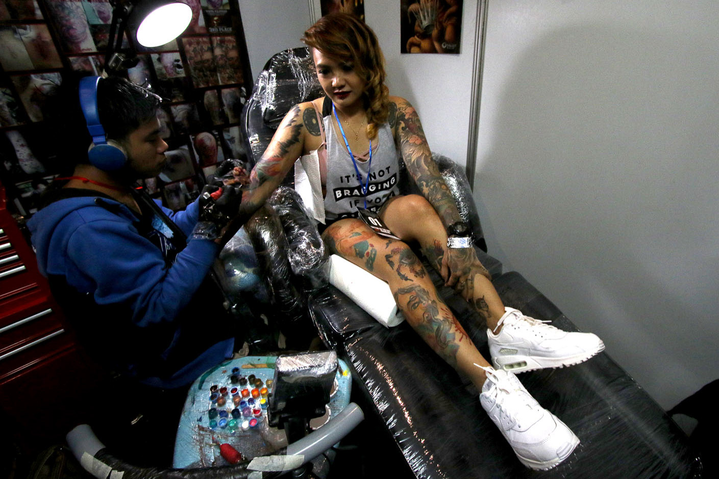 In photos dutdutan tattoo festival 2017 for Tattoo photos 2017