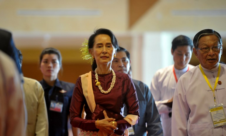 aung san suu kyi leadership style One of aung san suu kyi's closest allies has resigned from us world politics money opinion health entertainment tech style travel cnn leadership.