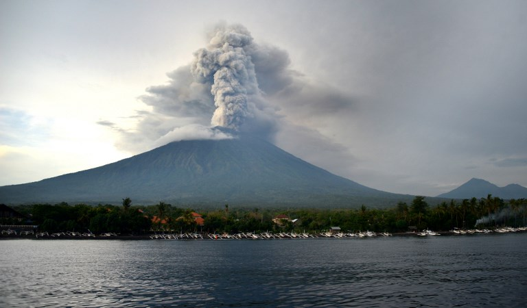 Volcanic Natural Disaster This Week
