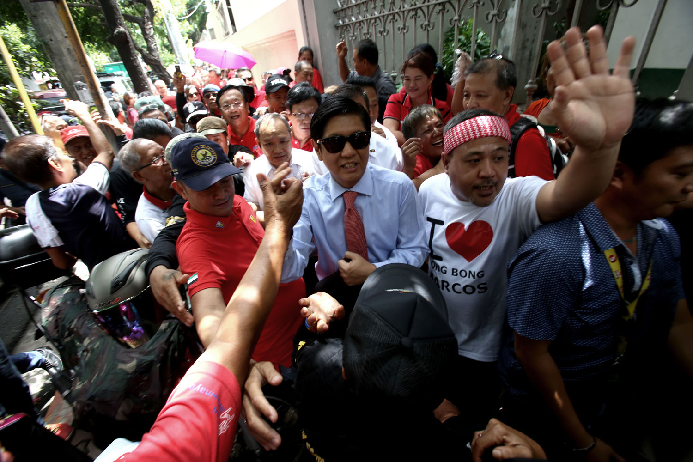 Robredo vs Marcos