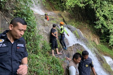 """Image result for Sad! 33-Year Old French Tourist Falls To His Death While Taking Selfie In Thailand"""""""