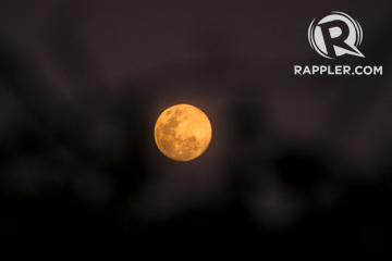 IN PHOTOS: Pink Moon dazzles in the night sky