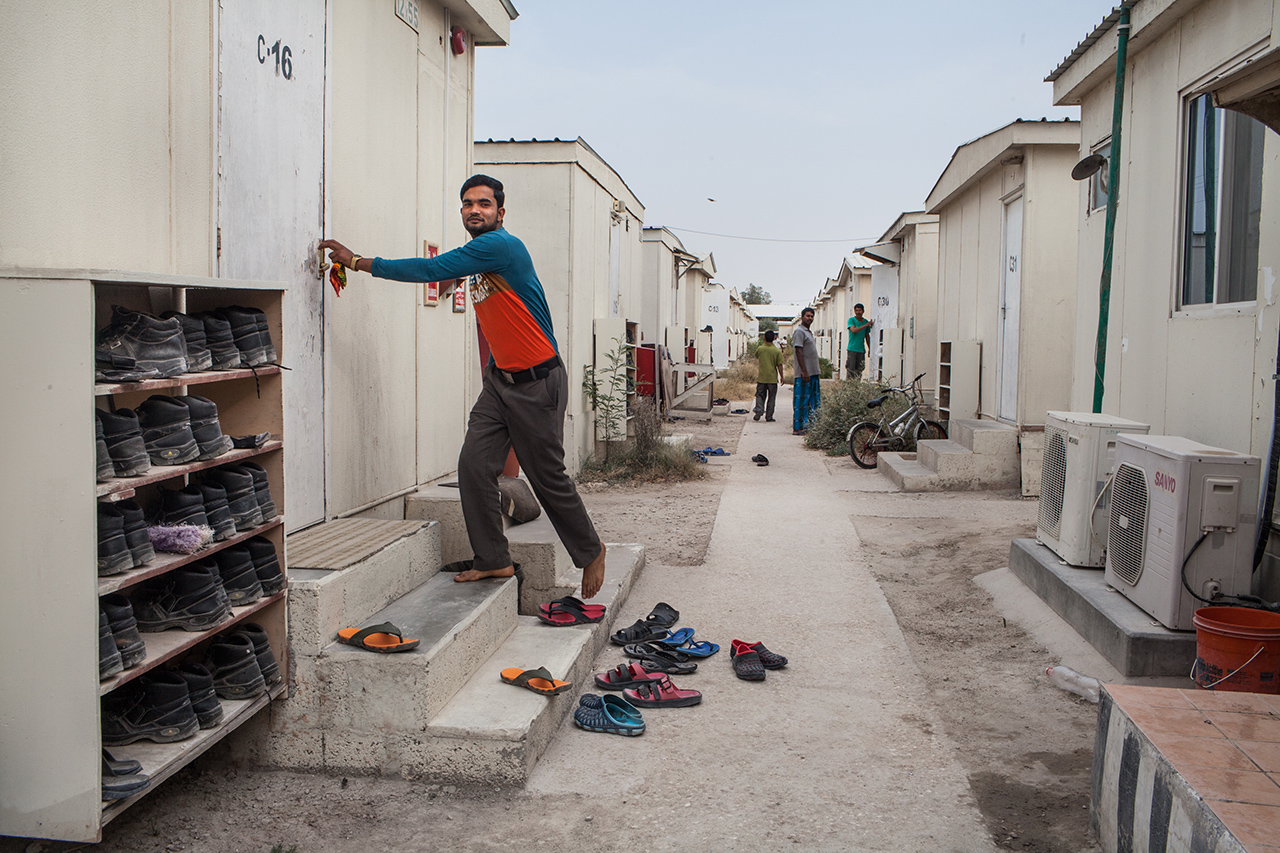 How the kafala system enslaves workers in Qatar