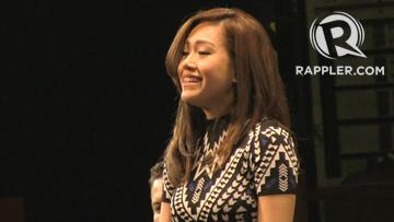 Sneak peek: Rachelle Ann Go sings as Fantine, see the