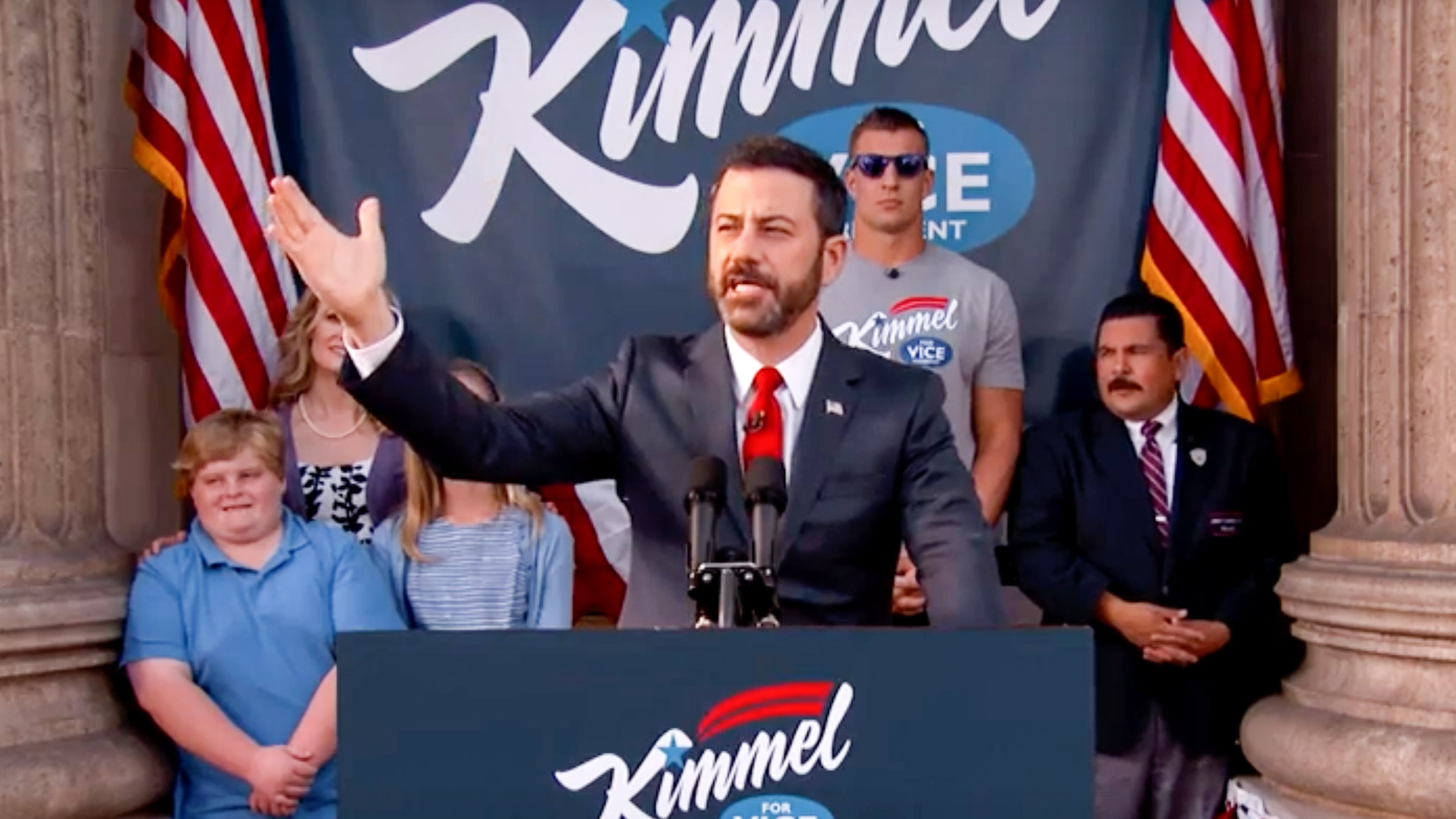 jimmy kimmel news and updates | rappler