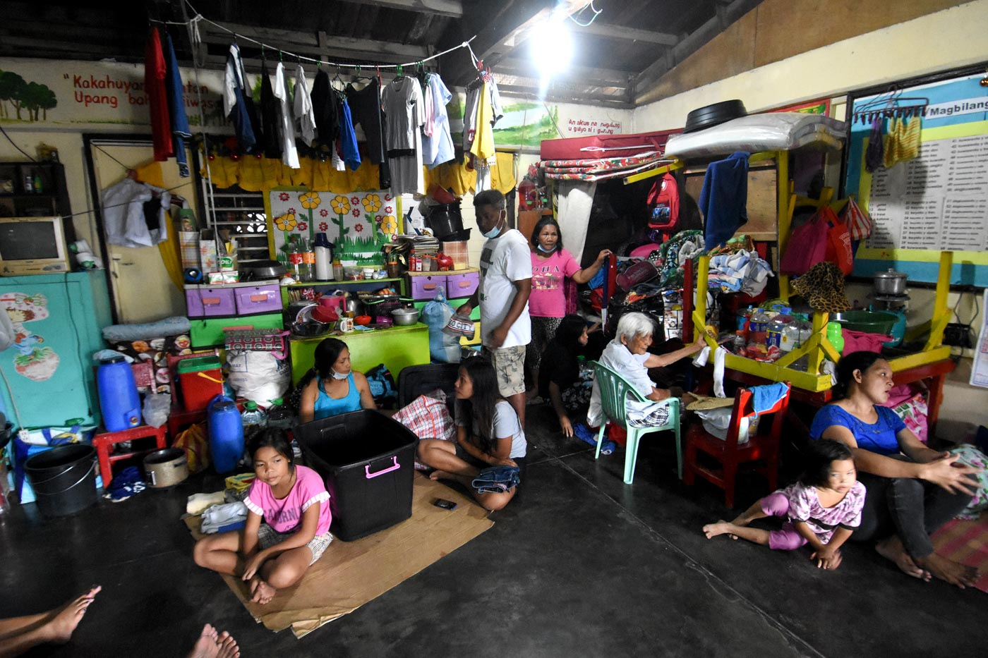 Albay to build mega tent city for Mayon evacuees