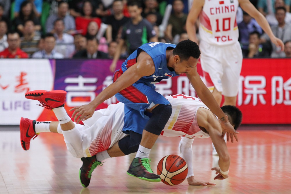 Resulta ng larawan para sa Philippines vs china fiba