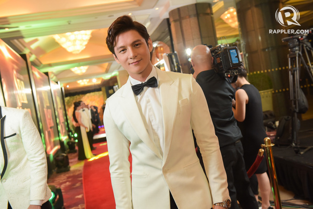 In Photos Dapper Gents On Star Magic Ball 2016 Red Carpet