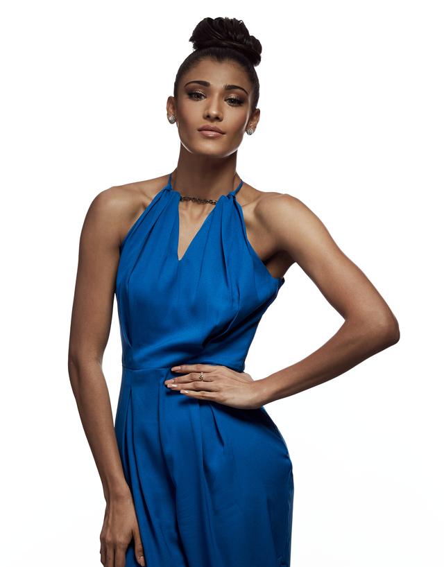 Nehal Chudasama, Miss India 2018