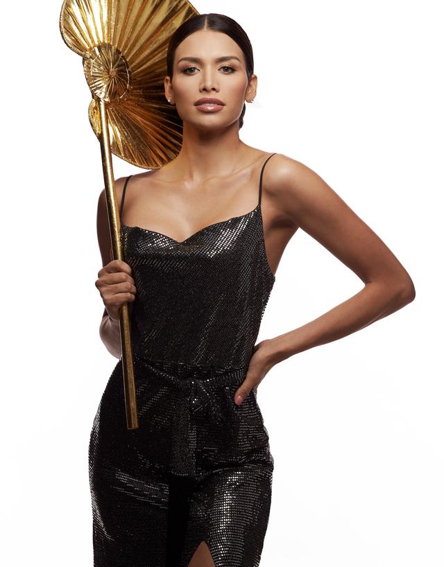 Marisela De Montecristo, Miss El Salvador 2018