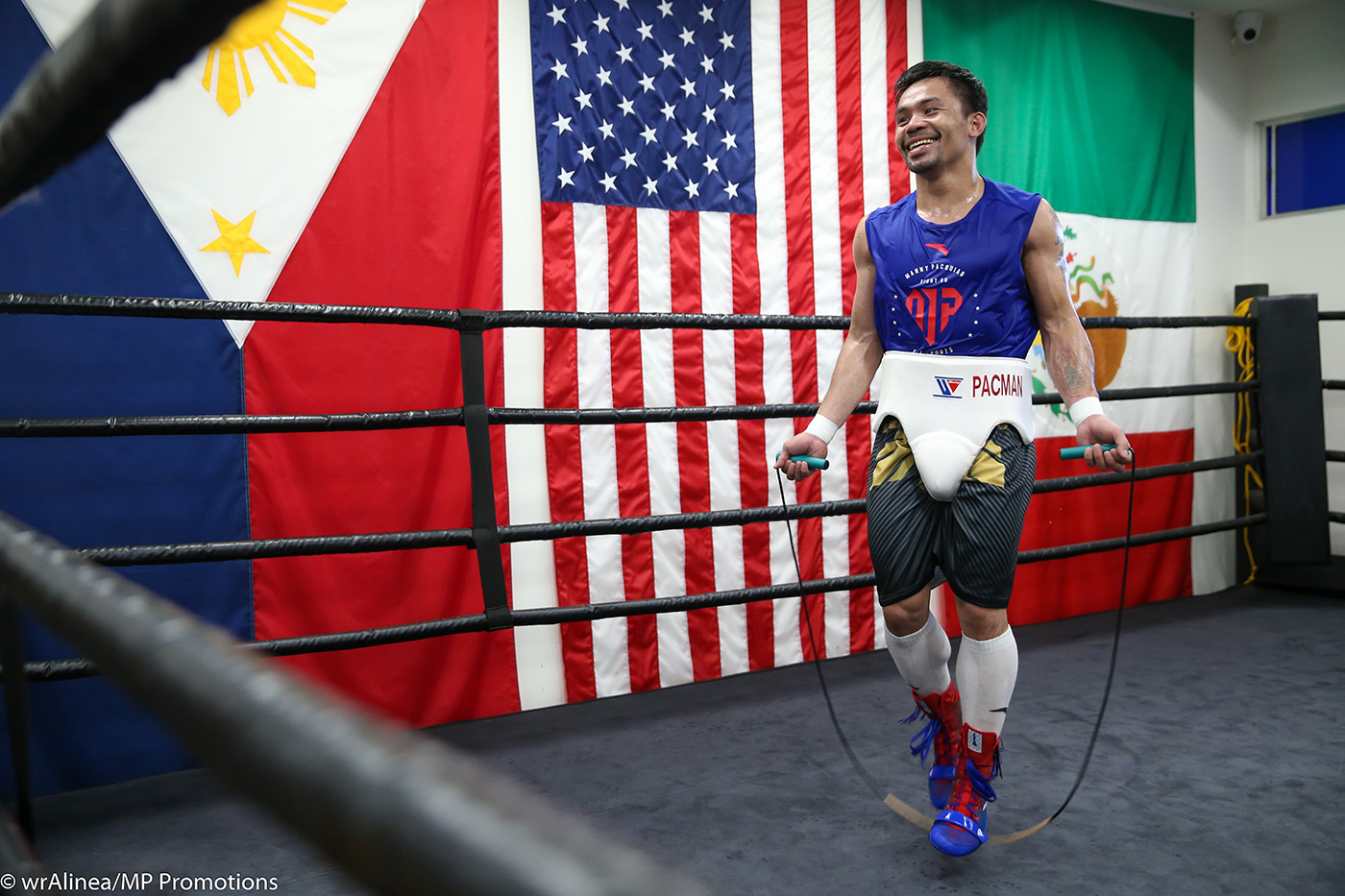 'Confident' Pacquiao seeks 3rd fight before year ends